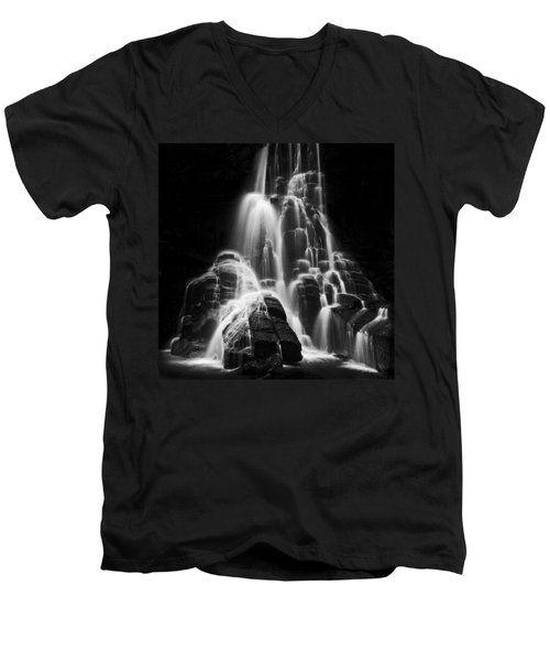 Luminous Waters I Men's V-Neck T-Shirt