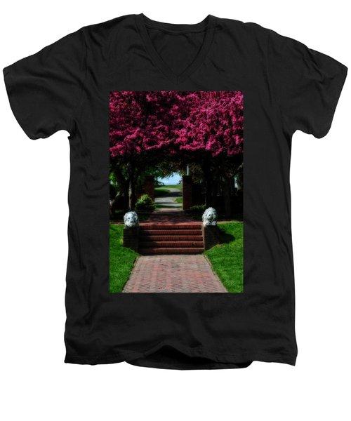 Lynch Park Men's V-Neck T-Shirt