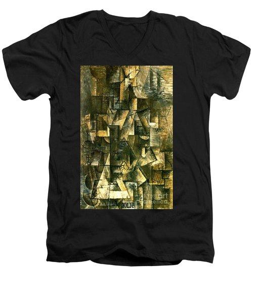 Ma Jolie Men's V-Neck T-Shirt