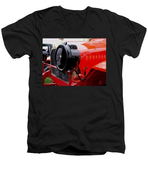 Mack Truck 2 Men's V-Neck T-Shirt