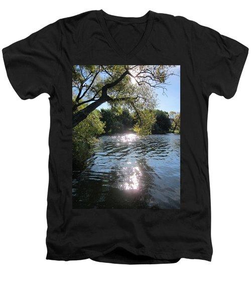 Made In Sweden Men's V-Neck T-Shirt