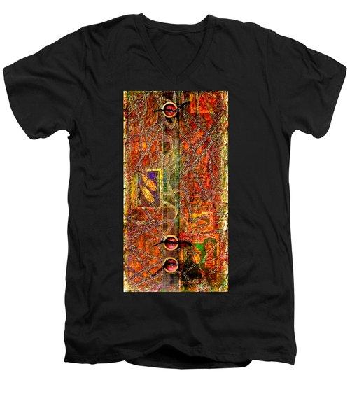 Magic Carpet Men's V-Neck T-Shirt
