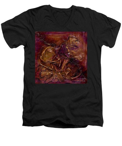 Magickal Men's V-Neck T-Shirt