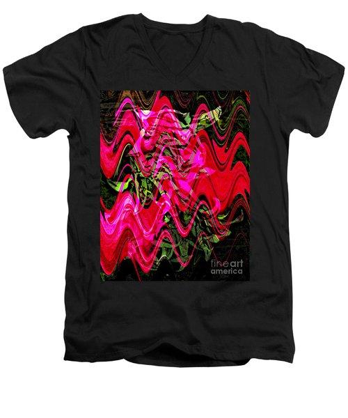 Magnet Men's V-Neck T-Shirt