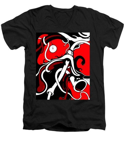 Mainline Men's V-Neck T-Shirt