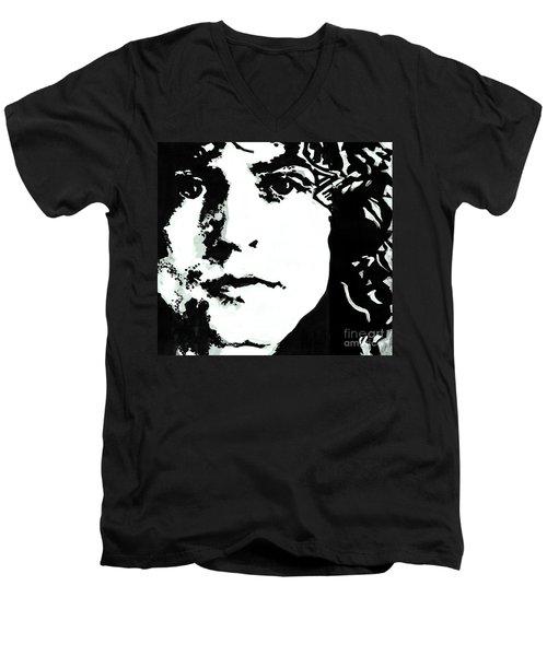 Marc Bolan Men's V-Neck T-Shirt