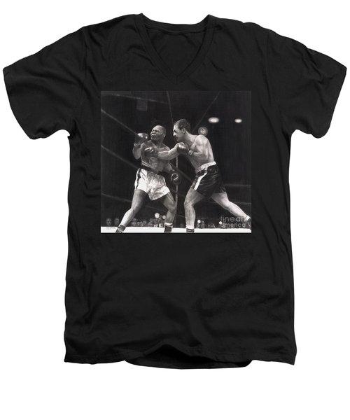 Marciano Kayos Walcott Men's V-Neck T-Shirt