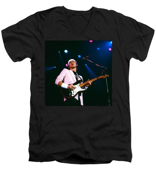 Mark Knopfler 1 Men's V-Neck T-Shirt