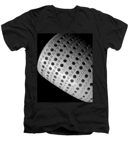 Men's V-Neck T-Shirt featuring the photograph Meerschaum by Lisa Phillips