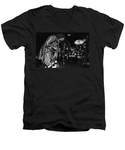 Miles Davis 1 Men's V-Neck T-Shirt