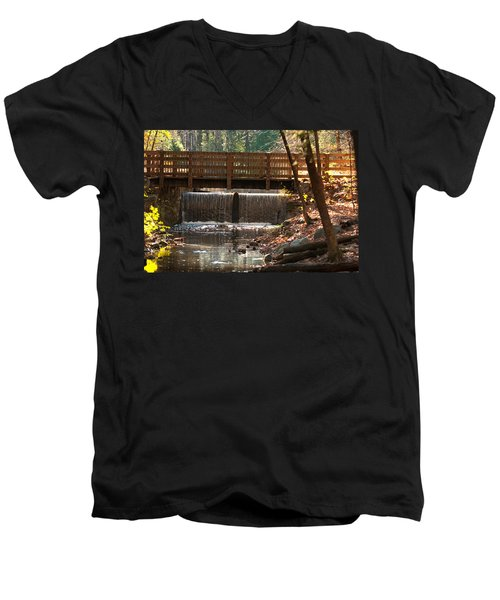 Mill Pond Men's V-Neck T-Shirt