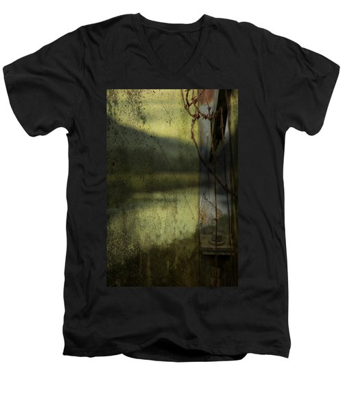 Modern Landscape Men's V-Neck T-Shirt
