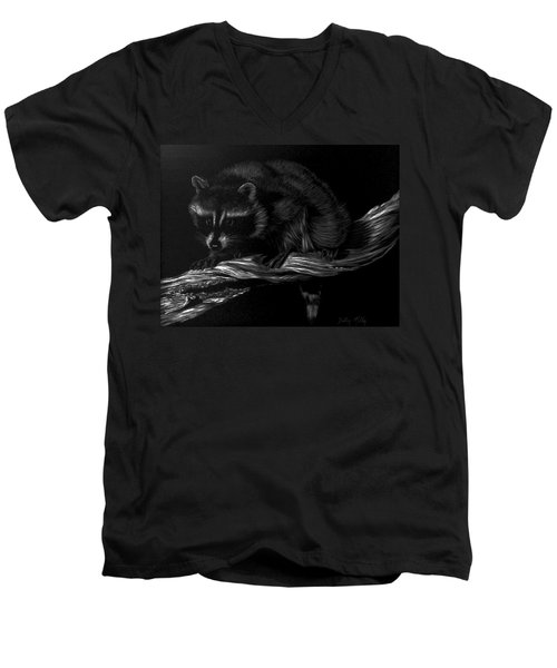 Moonlight Bandit Men's V-Neck T-Shirt