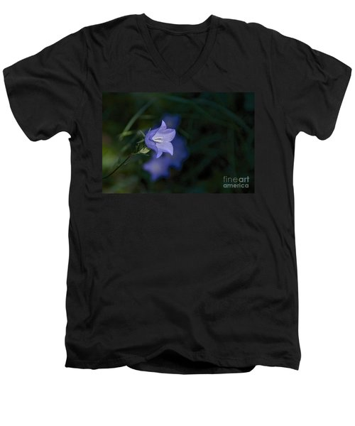 Men's V-Neck T-Shirt featuring the photograph Morning Light by Sean Griffin
