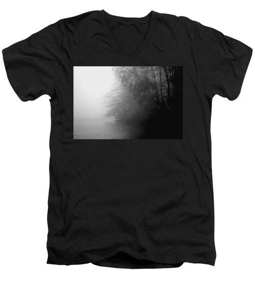 Morning Stillness Men's V-Neck T-Shirt