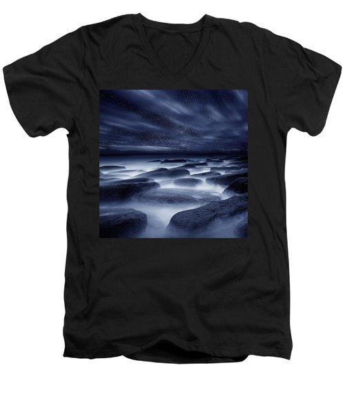 Morpheus Kingdom Men's V-Neck T-Shirt