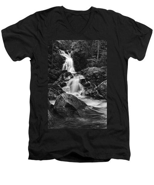 Mouse Creek Falls Men's V-Neck T-Shirt