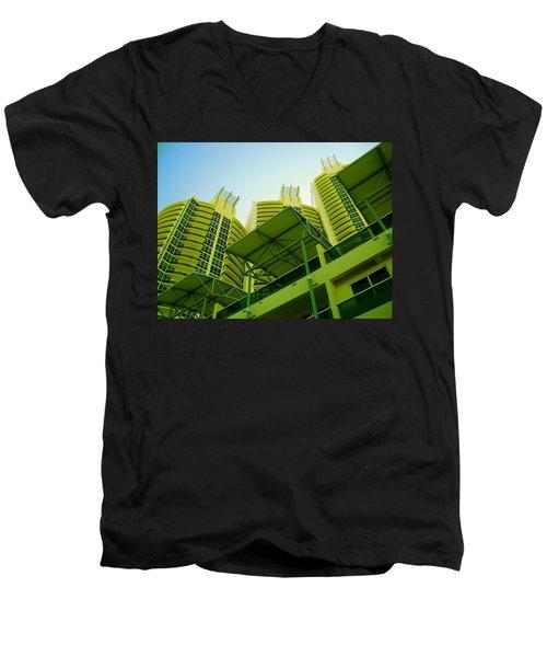 Murano Grande, Miami II Men's V-Neck T-Shirt