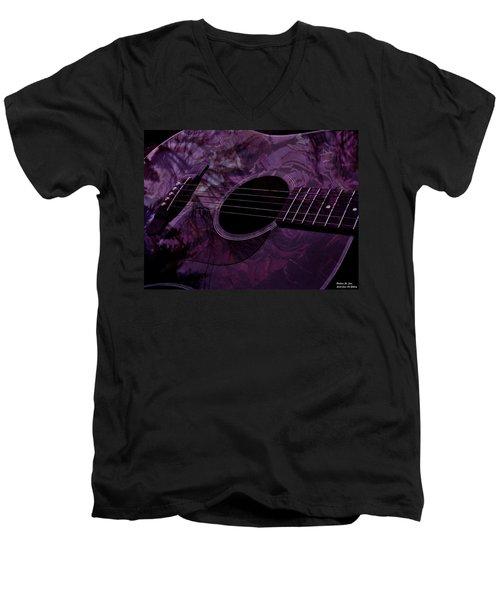 Music Of The Roses Men's V-Neck T-Shirt
