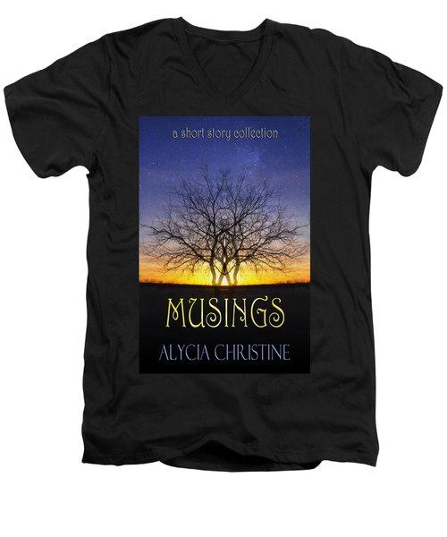 Musings Cover Men's V-Neck T-Shirt