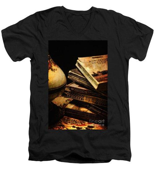 My Best Friend Jane Men's V-Neck T-Shirt