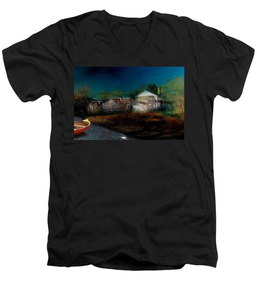 My Dream House Men's V-Neck T-Shirt