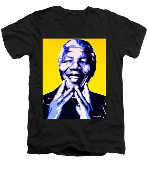 My Nelson Men's V-Neck T-Shirt