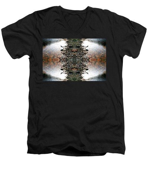 Illuminating The Experience Men's V-Neck T-Shirt