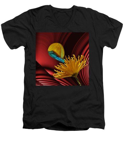 Nectar Of The Gods Men's V-Neck T-Shirt