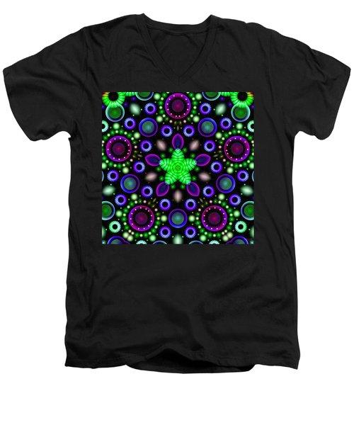 Neostar Men's V-Neck T-Shirt