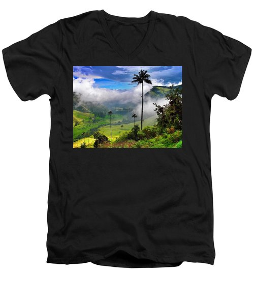 Nephilim Men's V-Neck T-Shirt