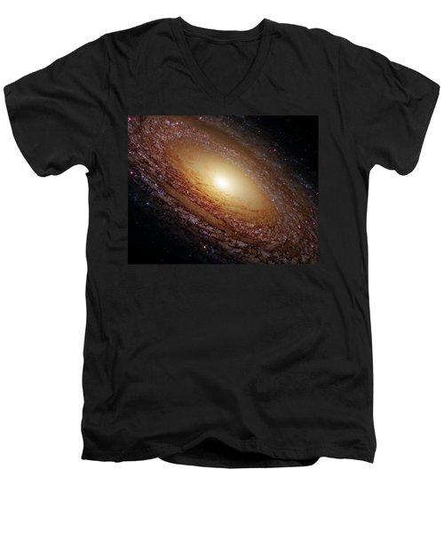 Ngc 2841 Men's V-Neck T-Shirt