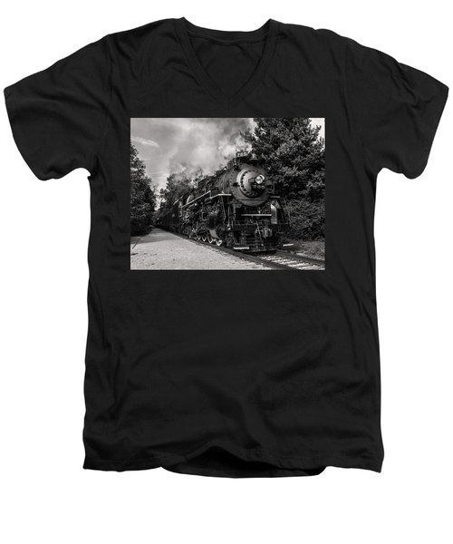 Nickel Plate Berkshire 765 Men's V-Neck T-Shirt