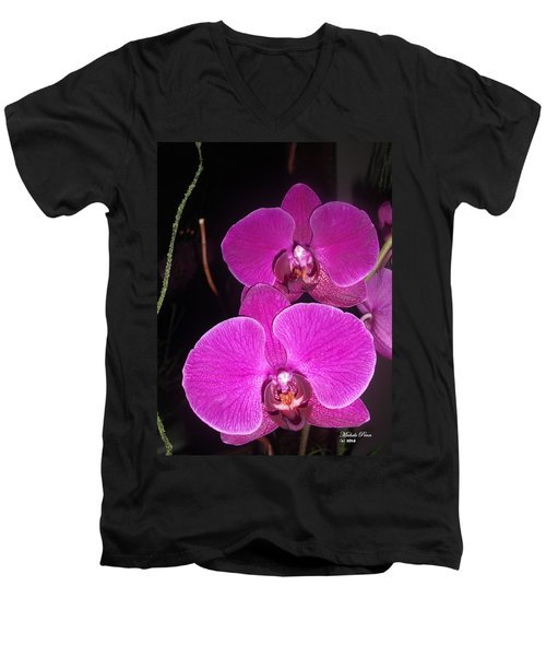 Joyful Men's V-Neck T-Shirt