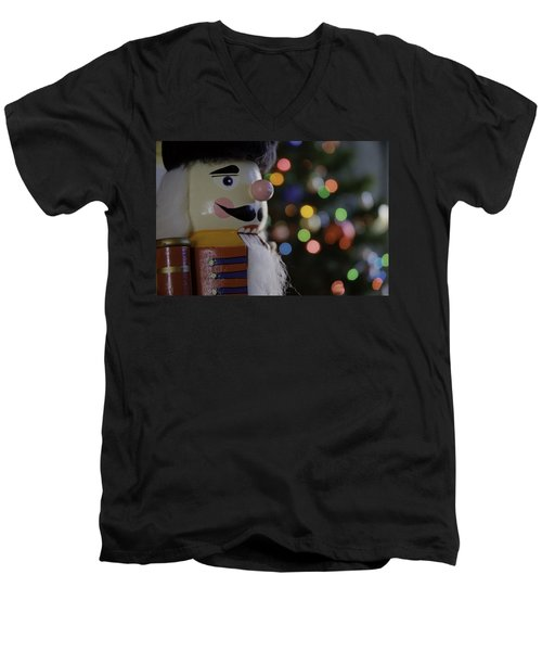 Nutcracker Men's V-Neck T-Shirt