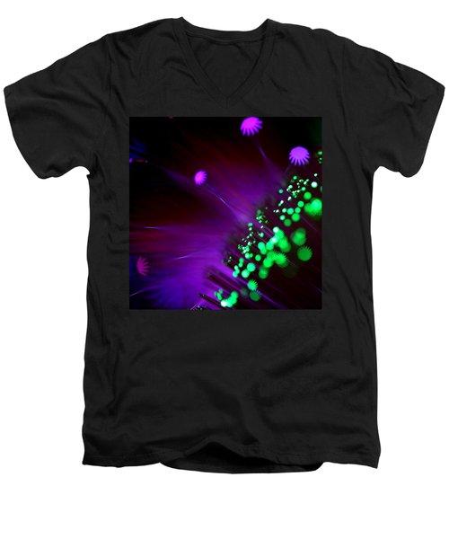 Octopus's Garden Men's V-Neck T-Shirt