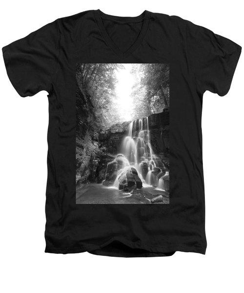 Off The Beaten Path Men's V-Neck T-Shirt