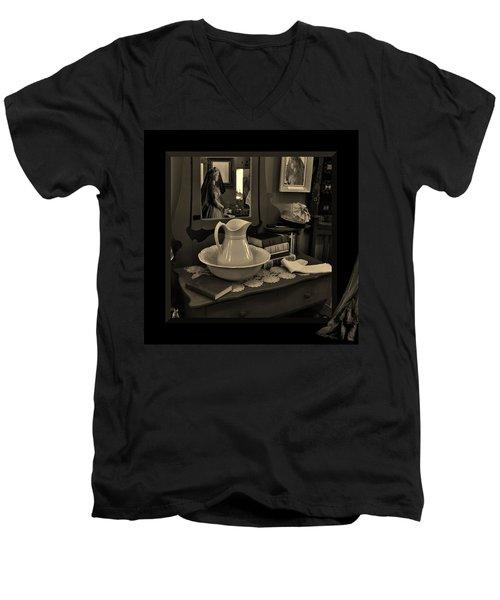 Old Reflections Men's V-Neck T-Shirt