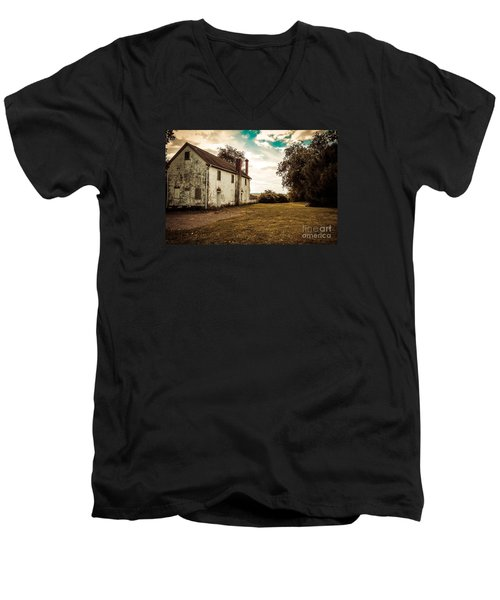 Old Stone House Men's V-Neck T-Shirt