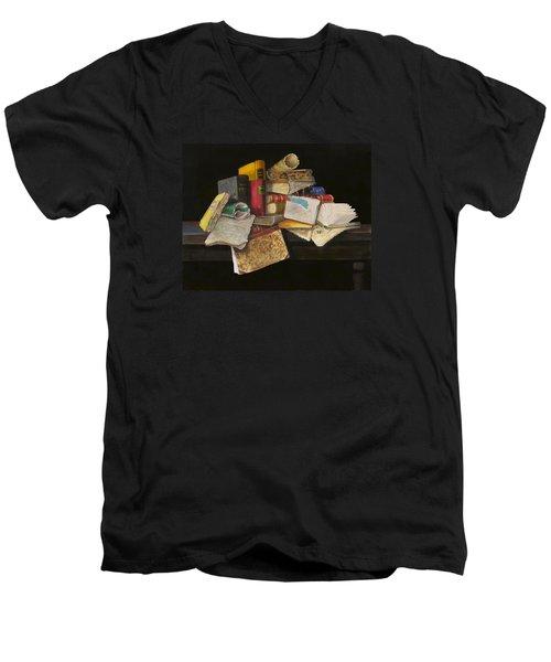 Old Traditions Men's V-Neck T-Shirt