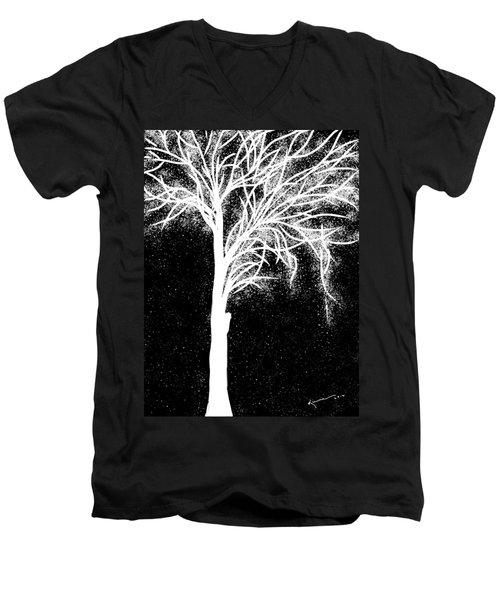 One More Tree Men's V-Neck T-Shirt