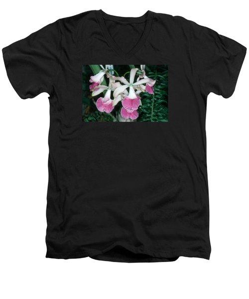 Orchid 17 Men's V-Neck T-Shirt