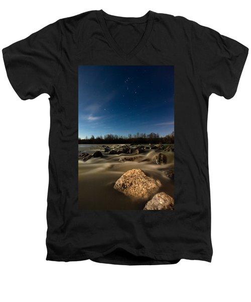 Orion Men's V-Neck T-Shirt