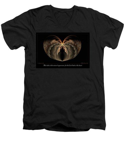 Outward Appearance Men's V-Neck T-Shirt