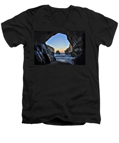 Pacific Coast - 2 Men's V-Neck T-Shirt