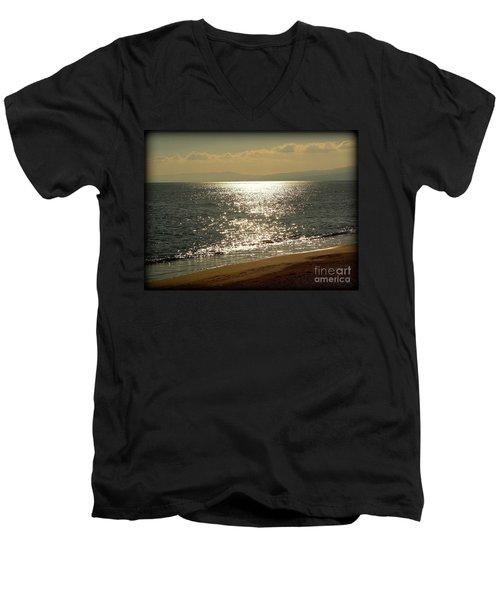 Peace Of Mind... Men's V-Neck T-Shirt