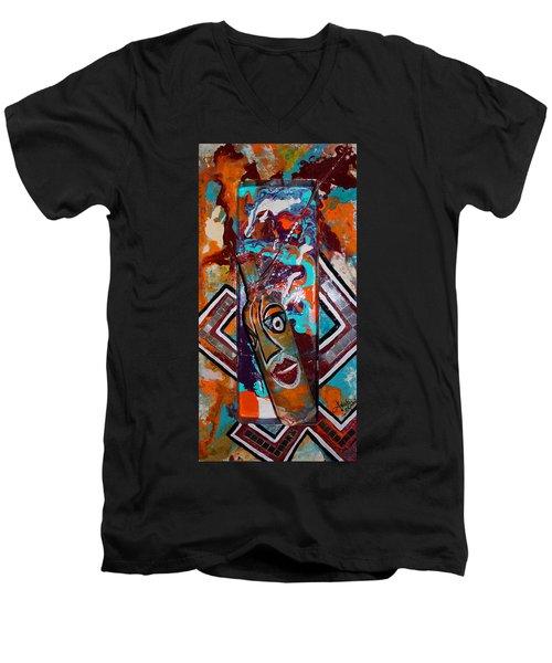 Perception 1 Men's V-Neck T-Shirt