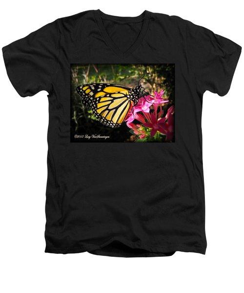 Perfect Penta Men's V-Neck T-Shirt