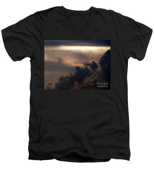 Phenomena Men's V-Neck T-Shirt