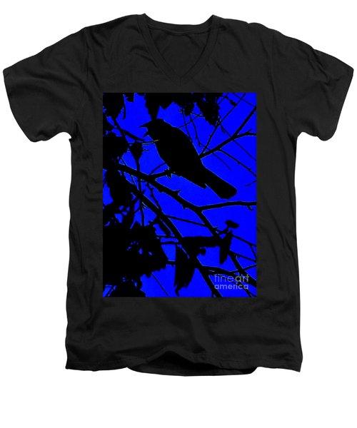Poised Men's V-Neck T-Shirt